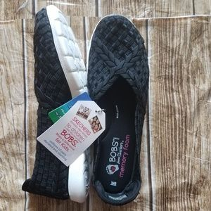 BOBS Sport from Skechers Womens Stretch Weave